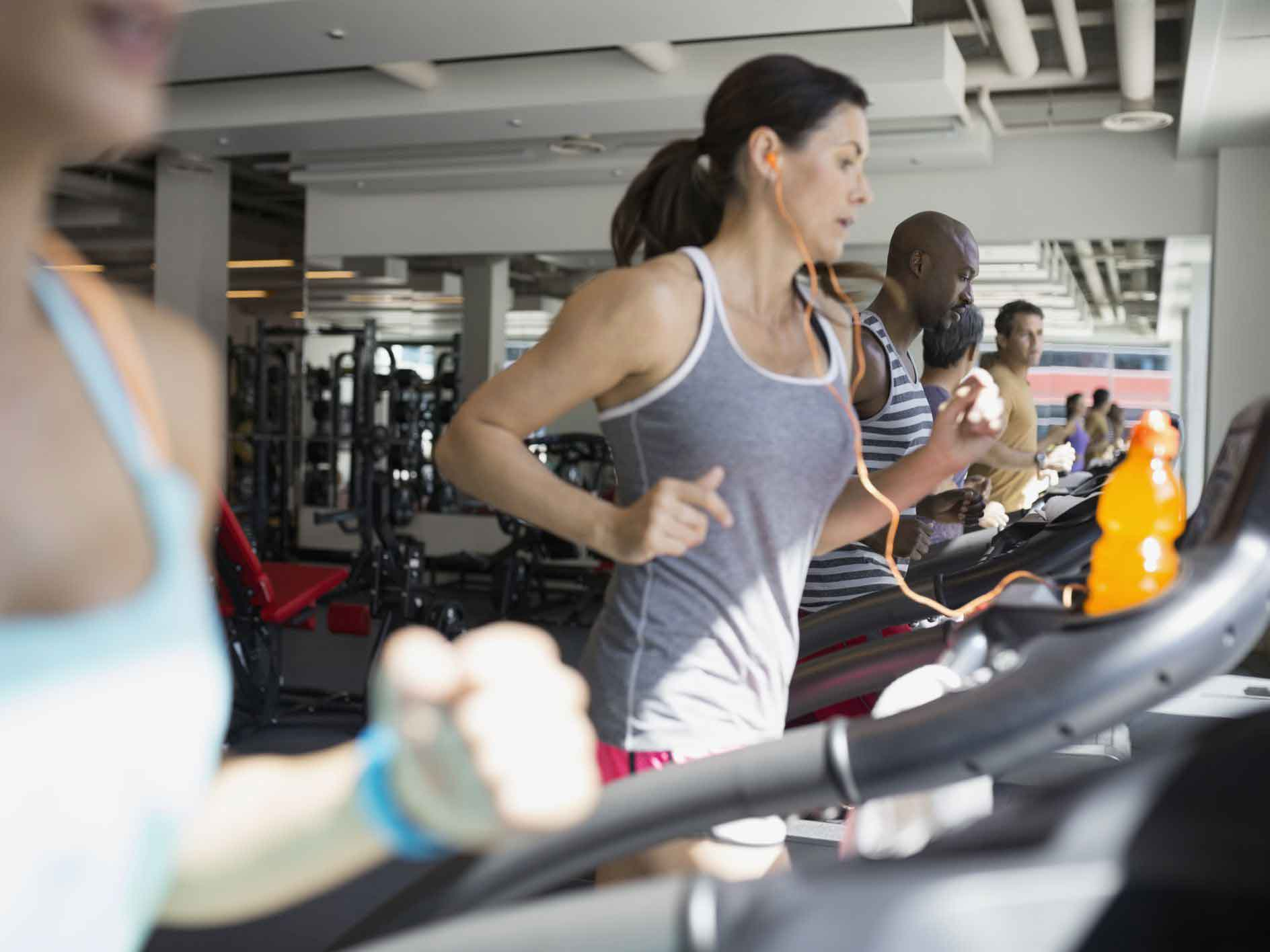 Treadmill before or after hiit 4
